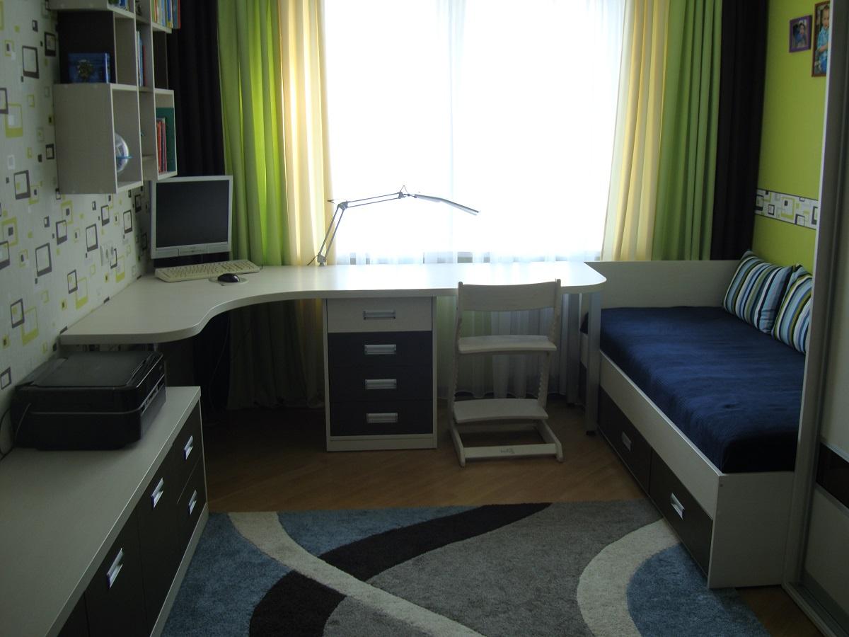 детская комната для двух мальчиков 12 кв м фото дизайн детской