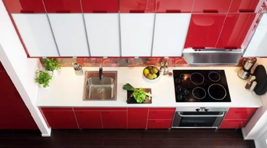 кухни икеа для маленькой кухни функциональность и рациональность