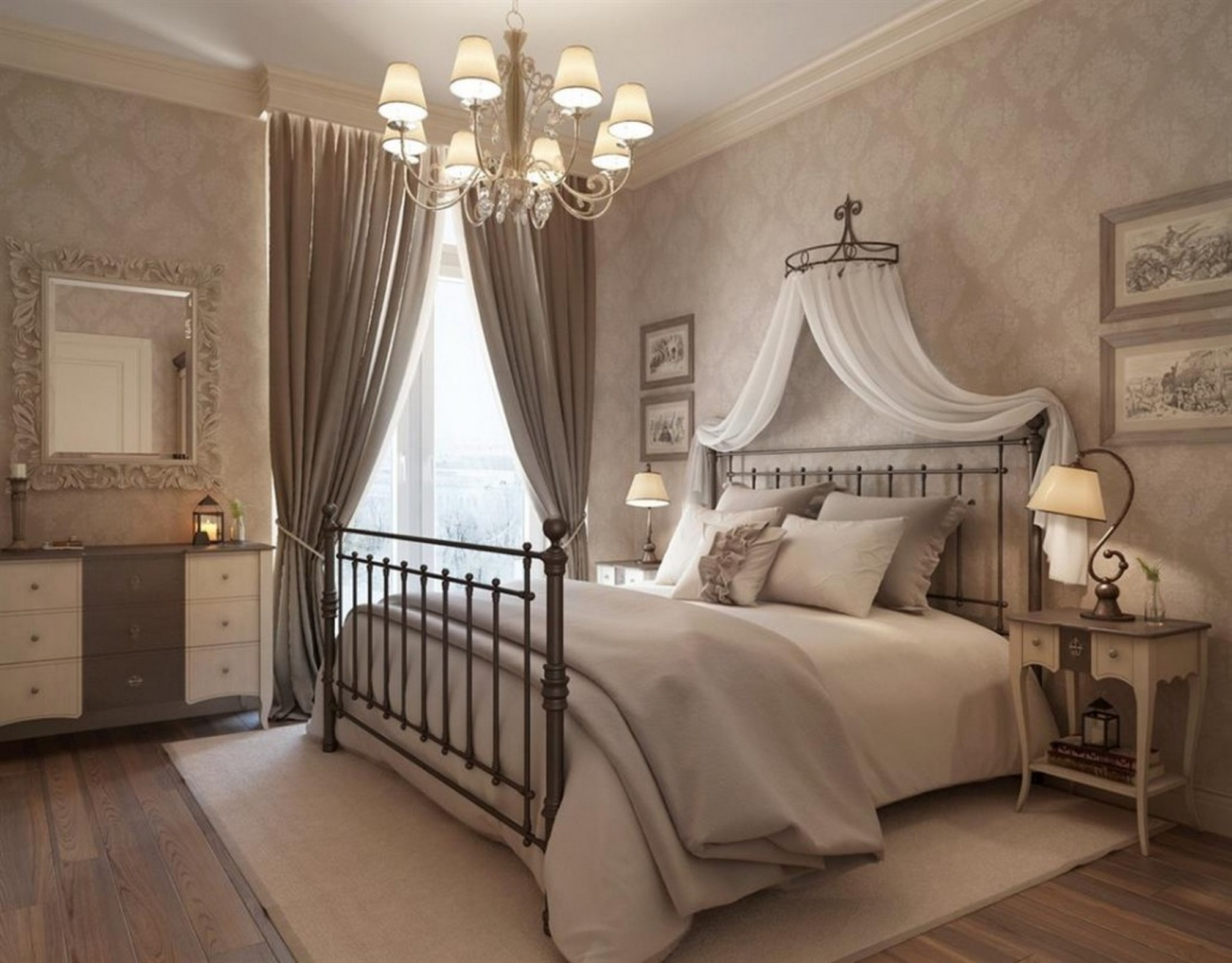 amazing-bedroom-brown-curtain-bedroom-for-luxury-bedroom-design-using-metal-photo-of-new-at-property-2017-luxury-bedroom-designs-brown