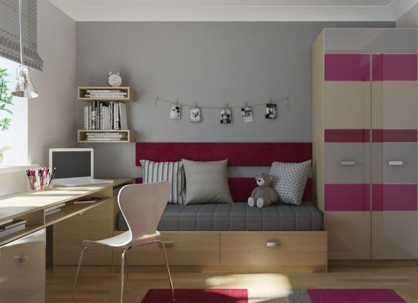 детская комната для мальчика 10 кв м дизайн фото интерьер детской
