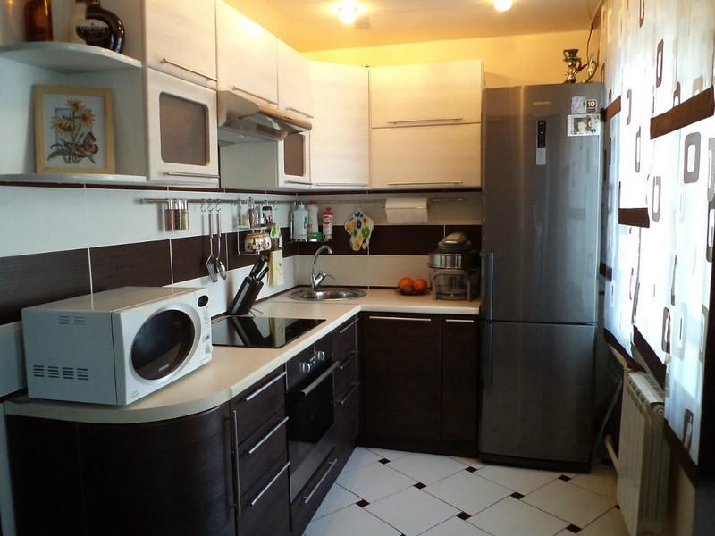 интерьер для кухни маленькой фото