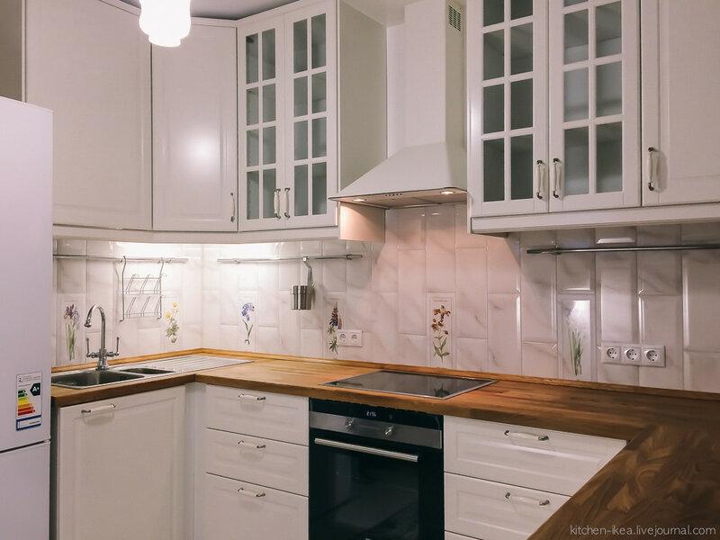 кухни икеа фасад кухня икеа метод с фасадами с интегрированными ручками