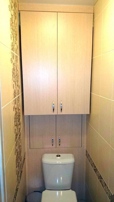 Как сделать полочки в туалете фото 537