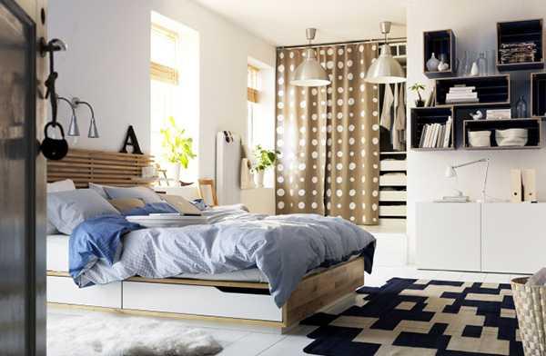 икеа спальни дизайн мебель для спальни от икеа обзор популярных